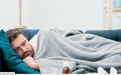 Popularny lekarz zachorował na COVID-19. Opublikował poradnik, jak leczyć się w domu